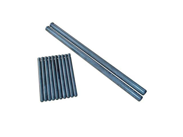 Si3n4 Silicon Nitride Tube , Silicon Nitride Thermocouple Protection Tubes