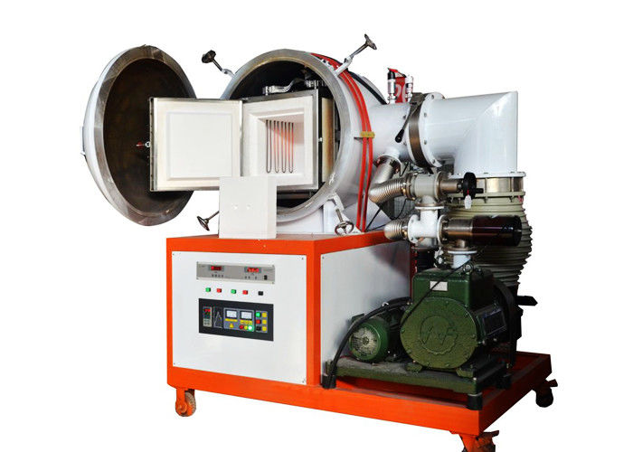Pneumatic High Temperature Vacuum Furnace Easy To Operate With Air Inlet